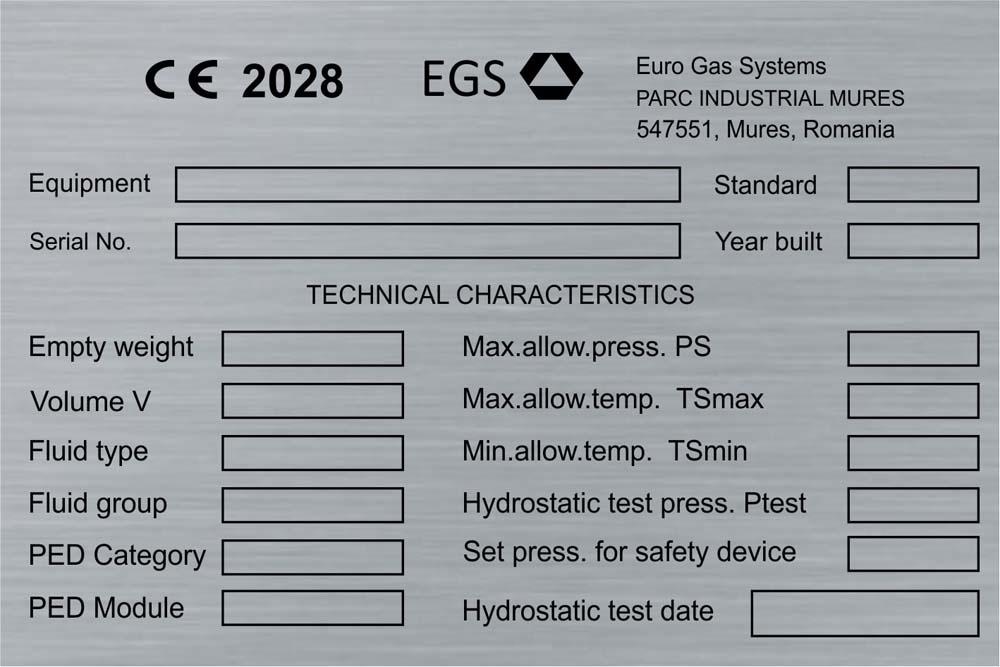 aluminiu natur mat (egs)