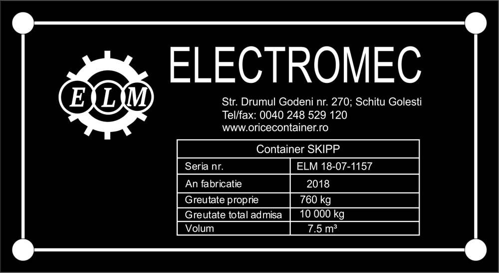 gravura aluminiu negru (electromec2)